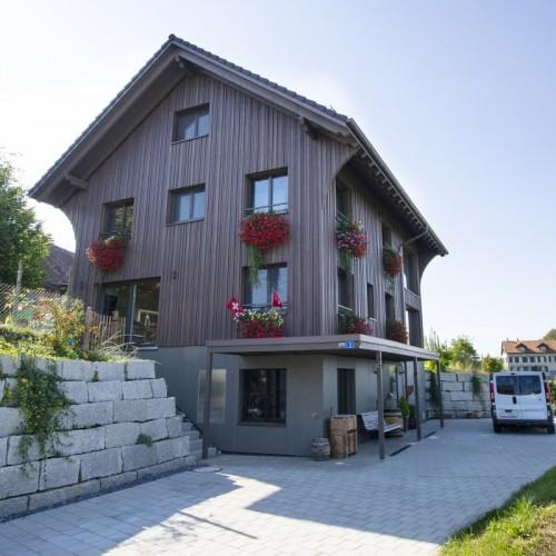 Thumbnail for Neubau Einfamilienhaus Neukirch